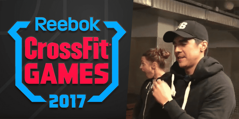dave castro crossfit open workout 17.3