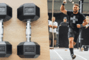 Quick Tip for How to Hold The Dumbbells in 17.2 CrossFit Open Workout