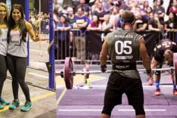 Electric Crowds & Outstanding Athletic Performances at The German Throwdown