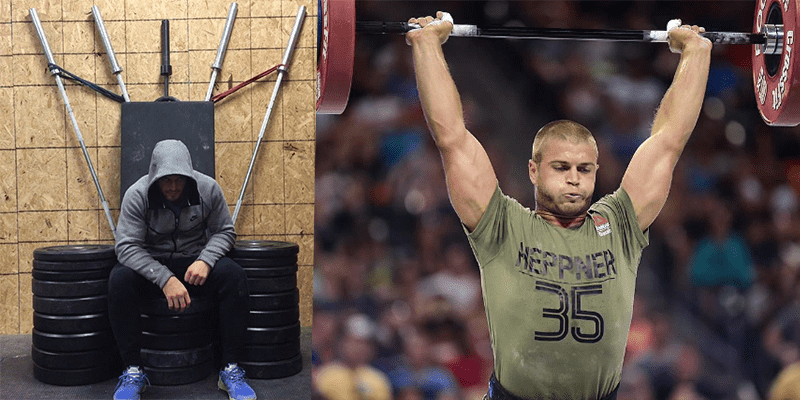 CROSSFIT NEWS – Jacob Heppner Pulls Out of The CrossFit Open 2017!