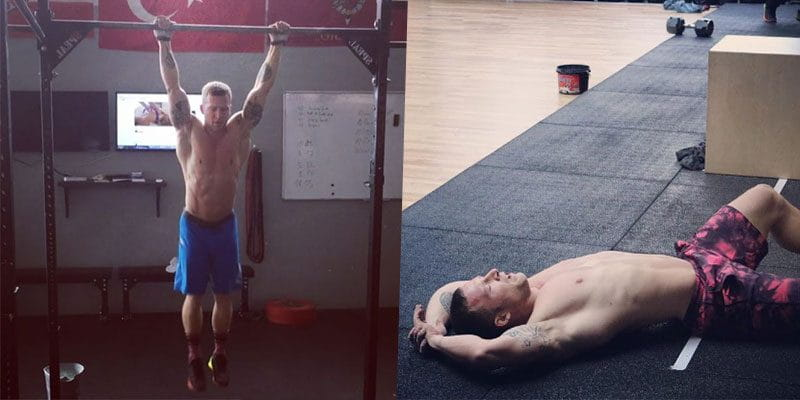 Try this Tough Gymnastic Complex from Kevin Winkens – Top of The Open Leaderboard in Germany