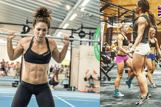 7 Top UK Female Crossfitters to Watch This Year
