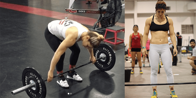Michele Letendre's Snatching Tips and Advice for CrossFit Open Workout 17.3