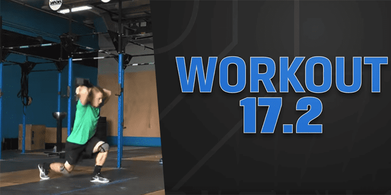 Noah Ohlsen Sets Amazing score of 223 Reps in 17.2 CrossFit Open Workout!