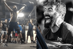 Awesome Atmosphere as Joey Totora Lifts his PR 3 Times in CrossFit Open Workout 17.3!