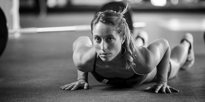 mind mobility crossfit athlete burpees