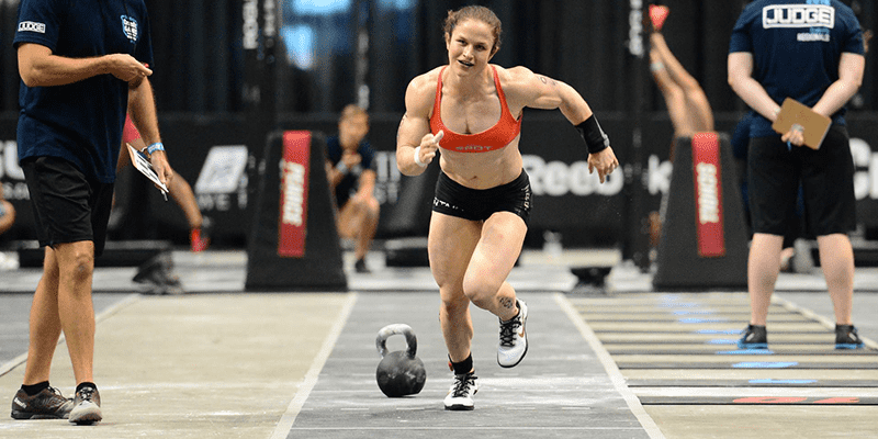 kari pearce crossfit open workout 17.2