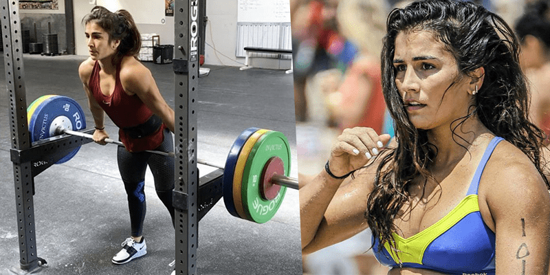 Lauren Fisher Smashes New Dead Stop Front Squat PR!