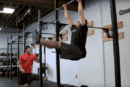 Hanging Knee Raises and Toes to Bar Technique Tips with Chris Spealler