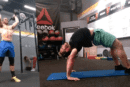 Asian Open Leader Eric Carmody with a Nasty Workout you Should Try