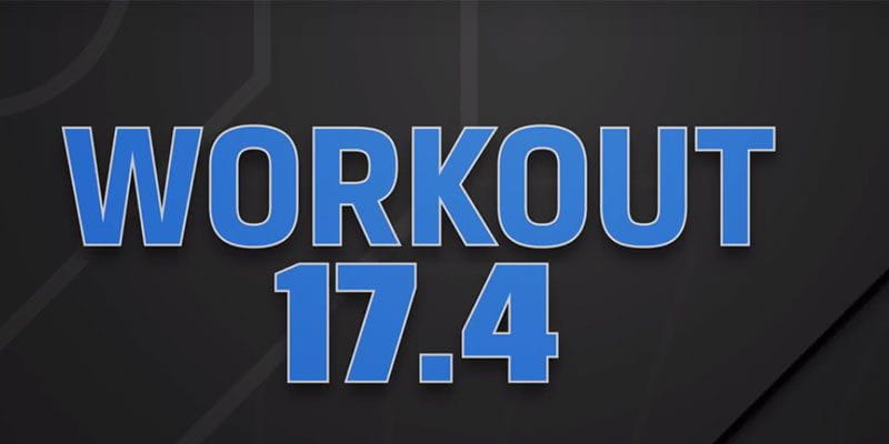 Everything You Need to Know About Scaling CrossFit Open Workout 17.4
