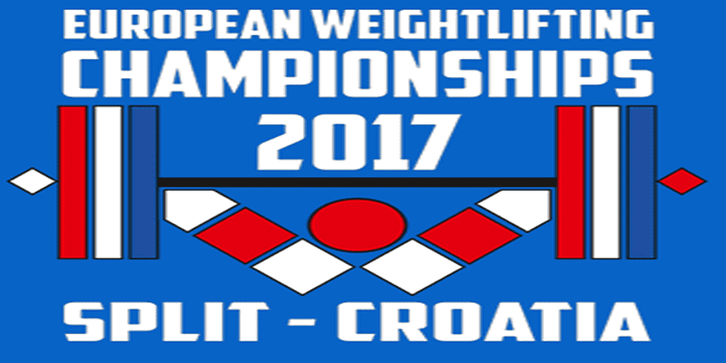 Weightlifting motivation from the 2017 European Senior Championships