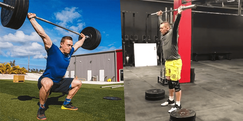 Barbell Warm Up Every Crossfitter Needs to Try