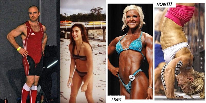 Before and After – 10 CrossFit Games Athletes Before They Were Famous