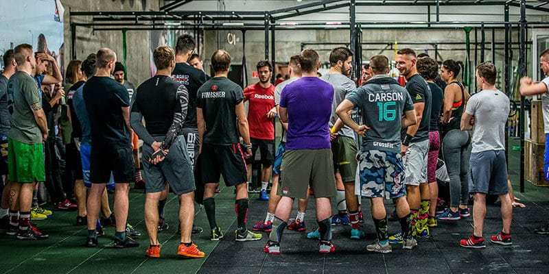15 Signs you are Obsessed with CrossFit