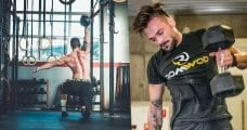 Triplanar training crossfit movement