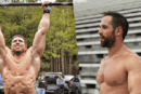 Rich Froning vs Dan Bailey Battle in Open Workout 17.2