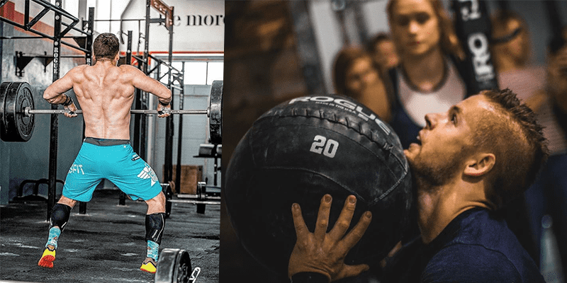 wall balls crossfit workouts