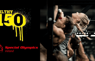 🇮🇪 Filthy 150 – Functional Fitness Team Event For a Great Cause