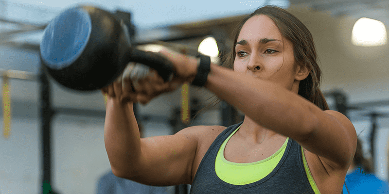 scaling tips crossfit beginners kettlebell swing
