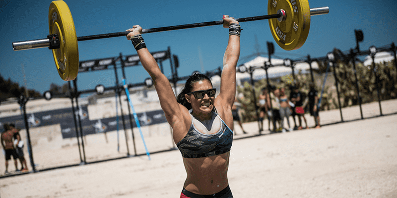 crossfit rut female athlete