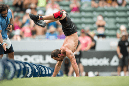 The Crossfitter's Guide to Developing a Perfect Handstand Walk