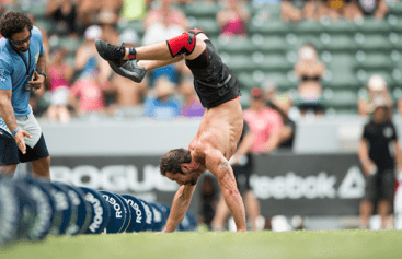 Simple Exercise Drill to Help You RX Handstand Holds, Push Ups and Walks