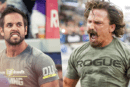 Josh Bridges vs Rich Froning Throwback – Epic Fight to Win Crossfit WOD!
