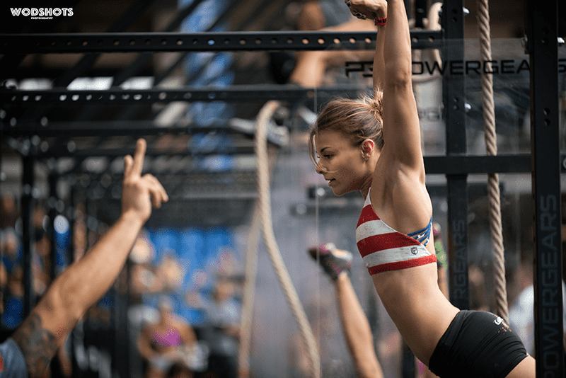 sleep crossfitter muscle up