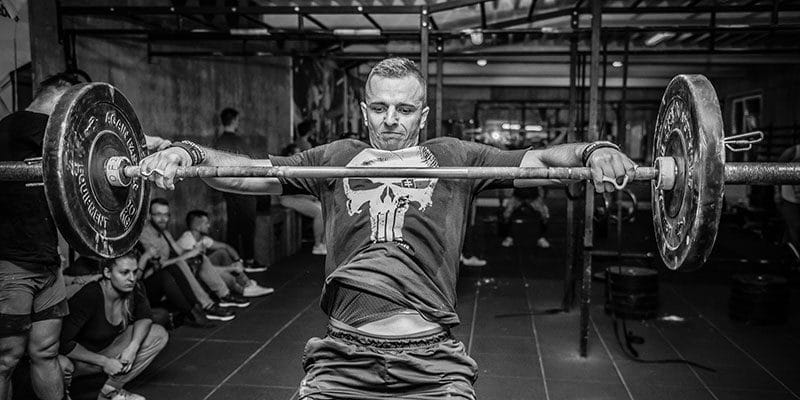 5 Exercises to Build Solid Overhead Strength and Explosive Power for Crossfit