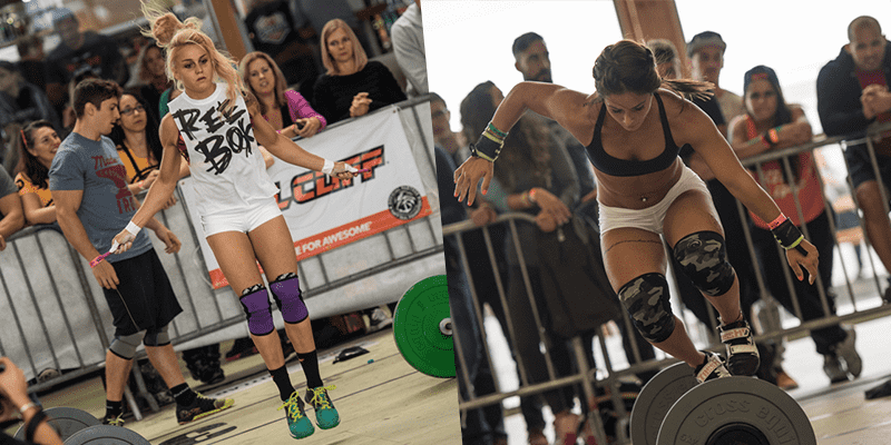 Tabata workouts female crossfit athletes