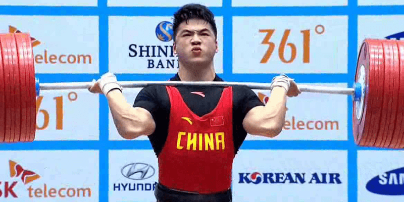 221kg Clean & Jerk World Record from Tian Tao (85kg)! *Unofficial*