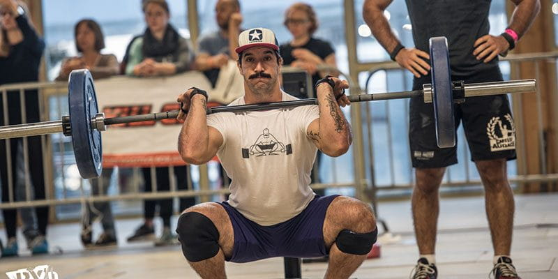 3 50-rep Chipper WODs that every Crossfitter Must Try