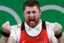 WORLD RECORD – 217 kg Snatch by 2016 Olympic Champion Lasha Talakhadze