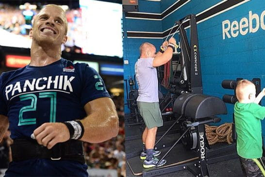 CrossFit Games Athlete Inspires 10 Year Old Fan to Overcome Fears
