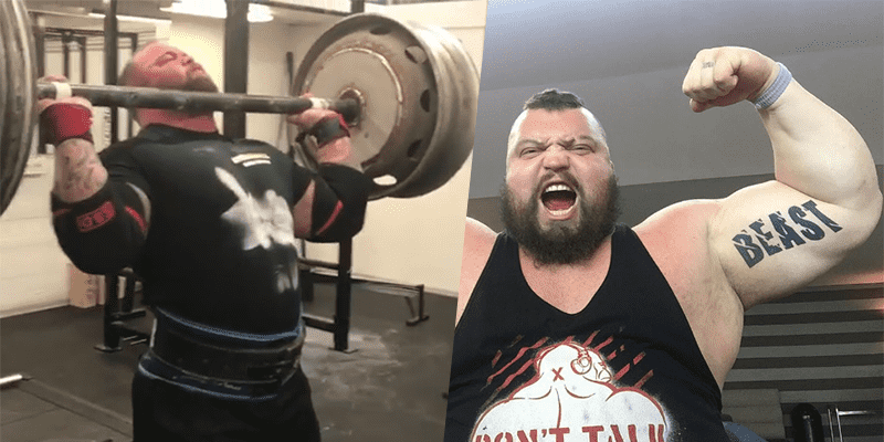 STRONGMAN NEWS – Europe's Strongest Man 2017 Has Been Announced!