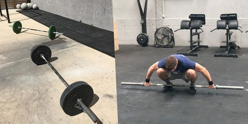 Would You Pass The Barbell Mobility Test from Weightlifting 101?