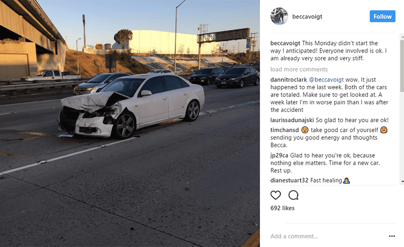 CROSSFIT NEWS – Games Athlete Survives Car Crash and Will Still Compete At Californian Regionals!