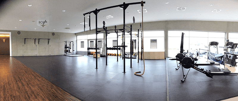 Box 35 – Elite Fitness in The South of Germany