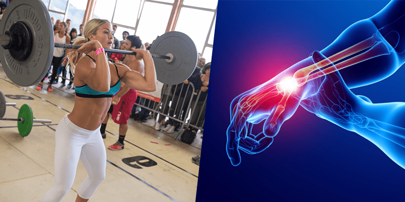 7 Ways to Adapt Training with Wrist and Elbow Injuries