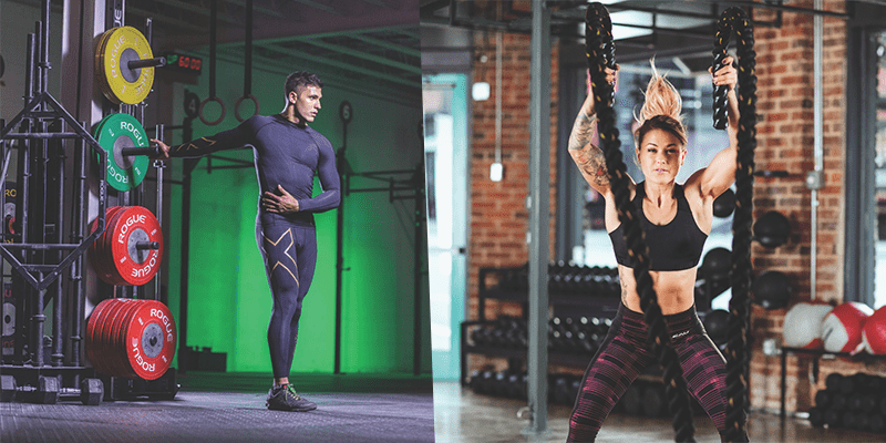 Pressure, Power, Performance – The Benefits of Compression Gear for Crossfitters