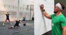 Creative Crossfit excercises