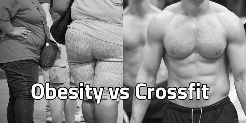 Obesity vs Crossfit – Why Some People Still Can't Lose Weight
