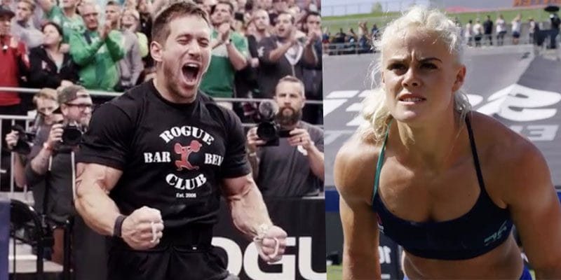 Try the CrossFit Mayhem Workout with Dan Bailey & Sara Sigmundsdottir