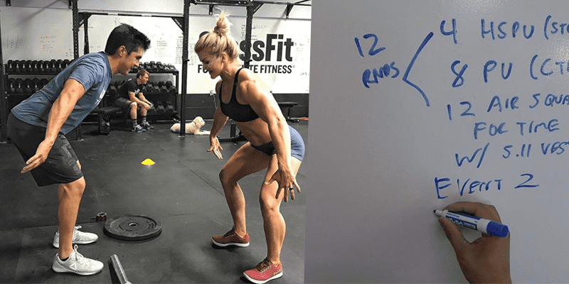 CROSSFIT NEWS – Dave Castro Releases Regionals Workout 2!