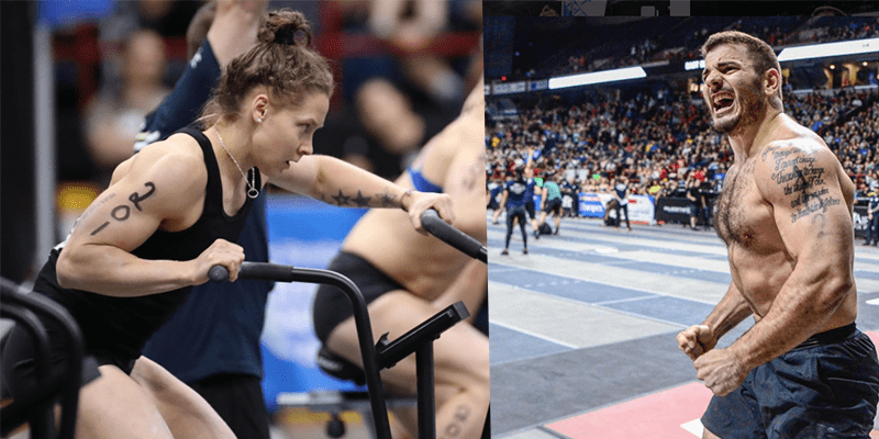 CROSSFIT NEWS – Winners and Final Leaderboard Positions for East Regional Athletes