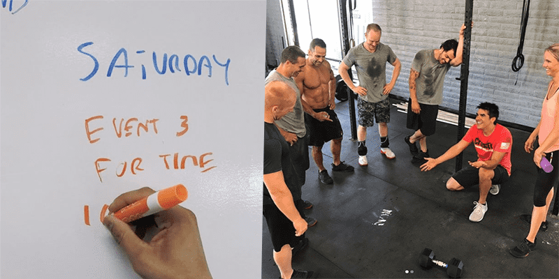 CROSSFIT NEWS – Third Regionals Workout from Dave Castro is Here!