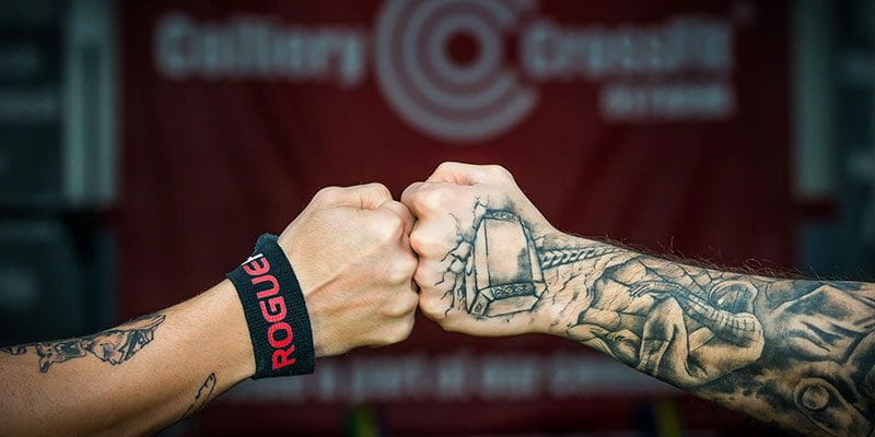4 Reasons Why You Need a Crossfit Rival – Who is Yours?