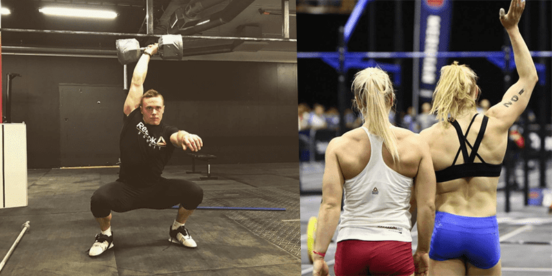 Last Minute Regionals Prep for 3 of the Top Icelandic Crossfit Athletes
