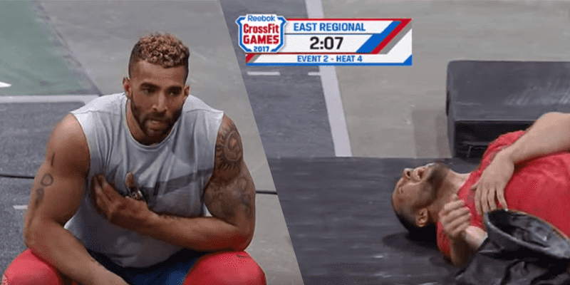 Injuries Plague CrossFit East Regionals as 4 Athletes are Hurt During Event 2!